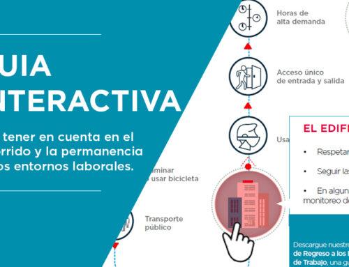 Guía interactiva para llegar y permanecer seguros en los espacios de trabajo