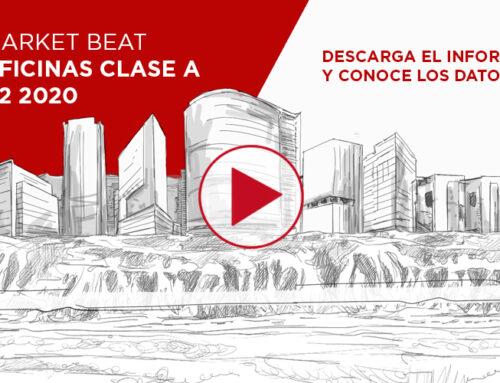 Market Beat Oficinas | Lima, segundo trimestre de 2020 (Q2 2020)